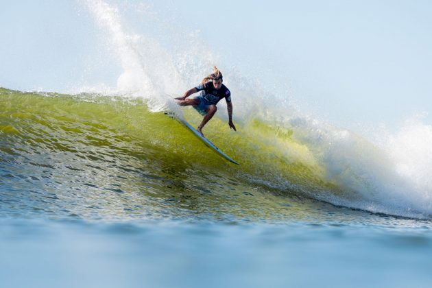 Ricardo Christie, Freshwater Pro 2019, Surf Ranch, Califórnia (EUA). Foto: WSL / Cait Miers.