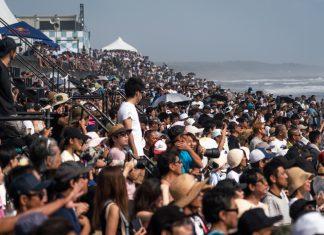 Japão barra o crowd