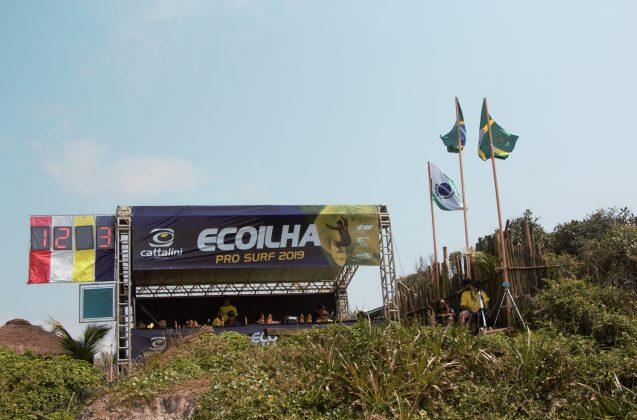 Eco Ilha Pro 2019, Praia de Fora, Ilha do Mel (PR). Foto: Divulgação.