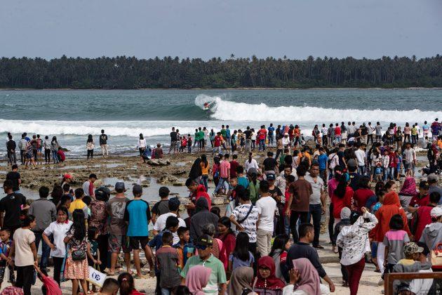 Nias Pro 2019, Lagundri Bay, Indonésia. Foto: WSL / Tim Hain.