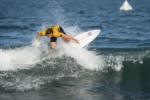 Nathan Elms, ISA World Surfing Games 2019, Miyazaki, Japão. Foto: ISA / Ben Reed.