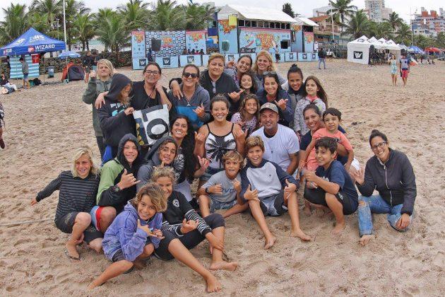 Hang Loose Surf Attack 2019, Praia do Tombo, Guarujá (SP). Foto: Munir El Hage.