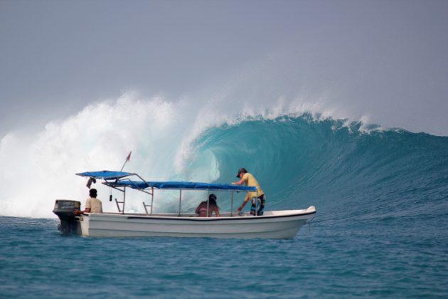 No Kandui, Mentawai, Indonésia. Foto: Gustavo Rojas / @saltybloodphotography.