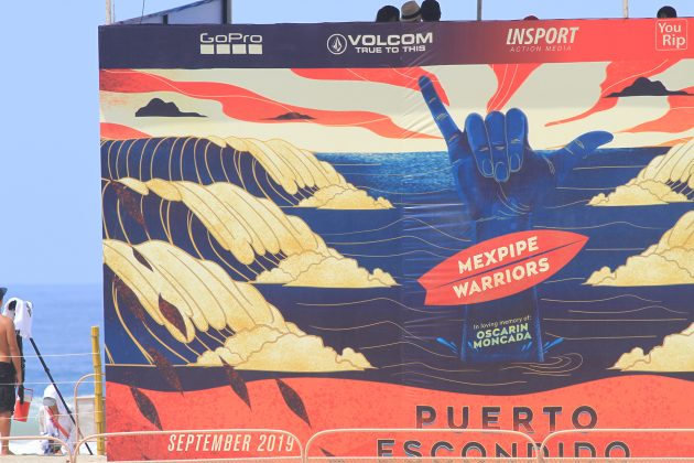 Zicatela, MexPipe Warriors 2019. Foto: Manoel Campos.