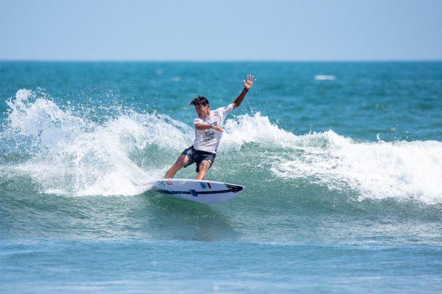 Rio Waida, ISA World Surfing Games 2019, Miyazaki, Japão. Foto: ISA / Jimenez.