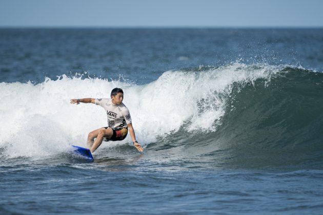 Joonhee Cho, ISA World Surfing Games 2019, Miyazaki, Japão. Foto: ISA / Ben Reed.