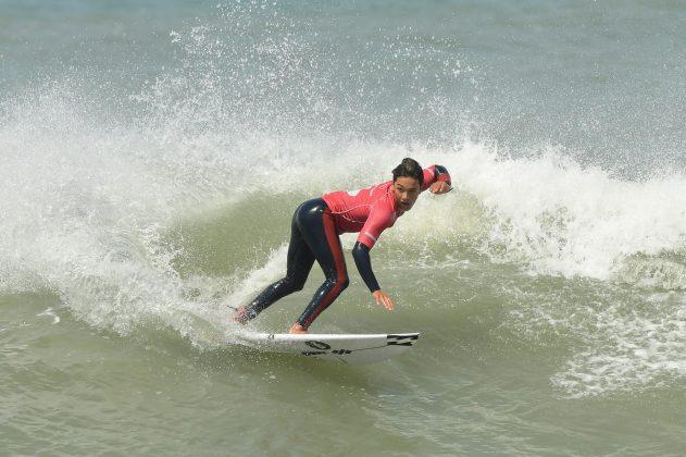 Lucas Vicente, Oi Pro Junior Series 2019, Joaquina, Florianópolis (SC). Foto: Marcio David / Oi.