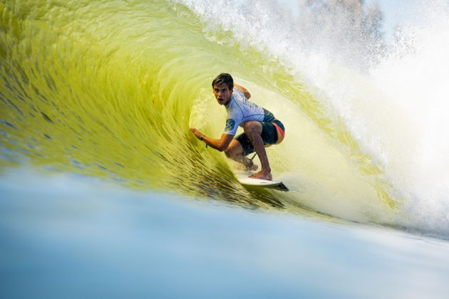 Kade Matson, Freshwater Pro 2019, Surf Ranch, Califórnia (EUA). Foto: WSL / Cait Miers.