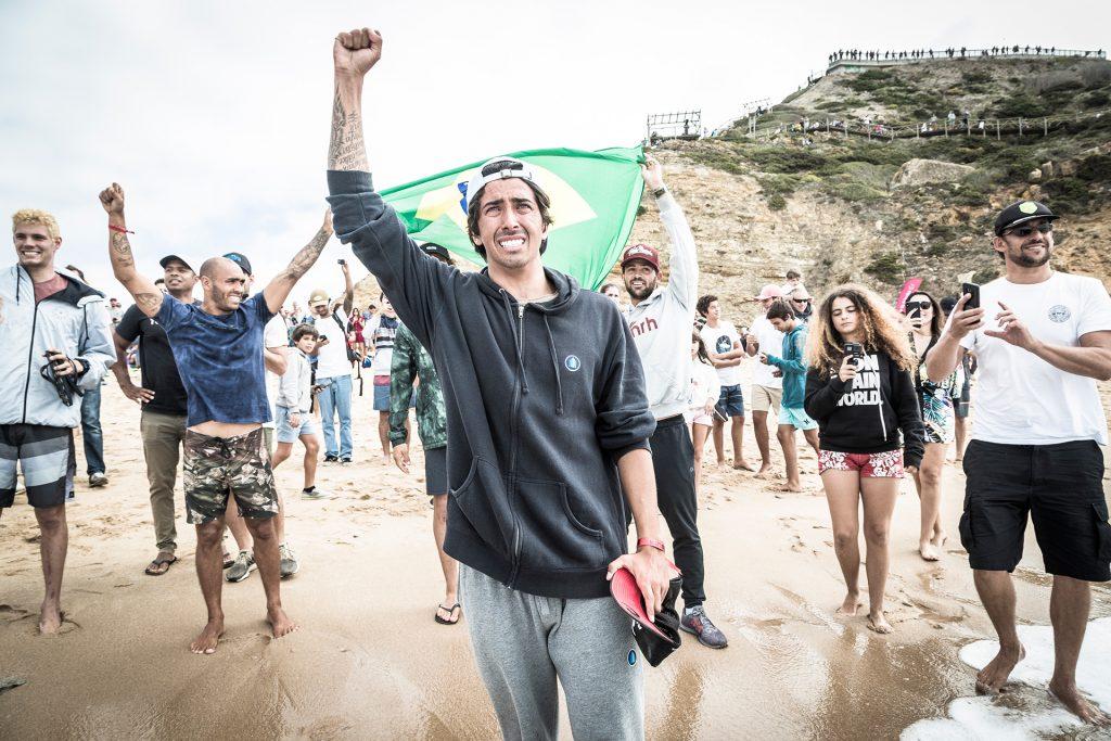 Billabong Pro Ericeira 2019, Ribeira D'Ilhas, Portugal