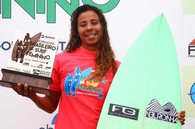 Monik Santos, Circuito Brasileiro Feminino 2019, Itamambuca, Ubatuba (SP). Foto: Daniel Smorigo.