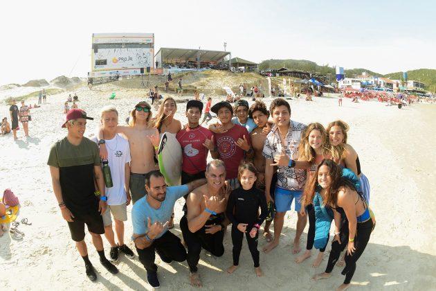 Oi Pro Junior Series, Oi Pro Junior Series 2019, Joaquina, Florianópolis (SC). Foto: Marcio David / Oi.