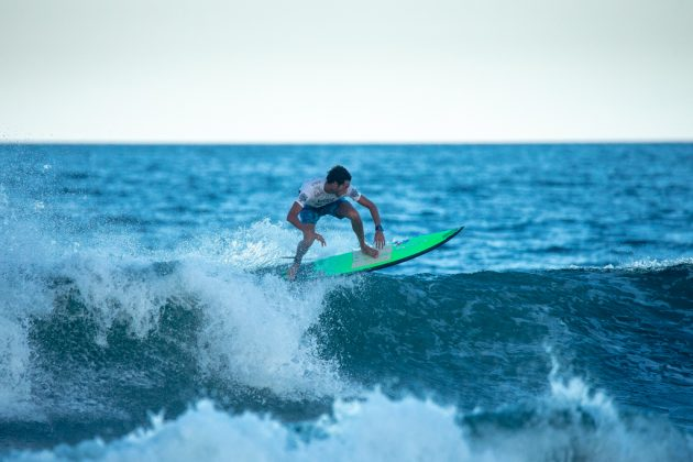 Kalani Garcia, ISA World Surfing Games 2019, Miyazaki, Japão. Foto: ISA / Jimenez.