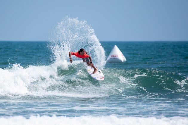 Miguel Blanco, ISA World Surfing Games 2019, Miyazaki, Japão. Foto: ISA / Jimenez.