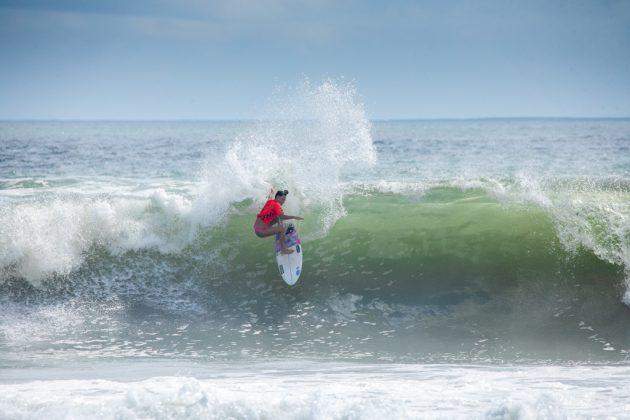Tia Blanco, ISA World Surfing Games 2019, Miyazaki, Japão. Foto: ISA / Jimenez.