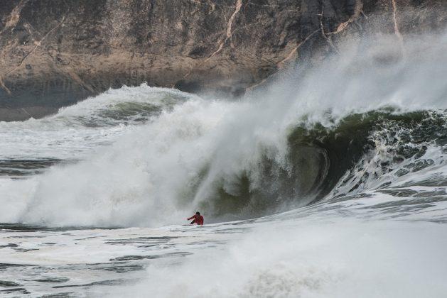 Pedro Calado, Itacoatiara Big Wave 2019, Niterói (RJ). Foto: Itacoatiara Big Wave.