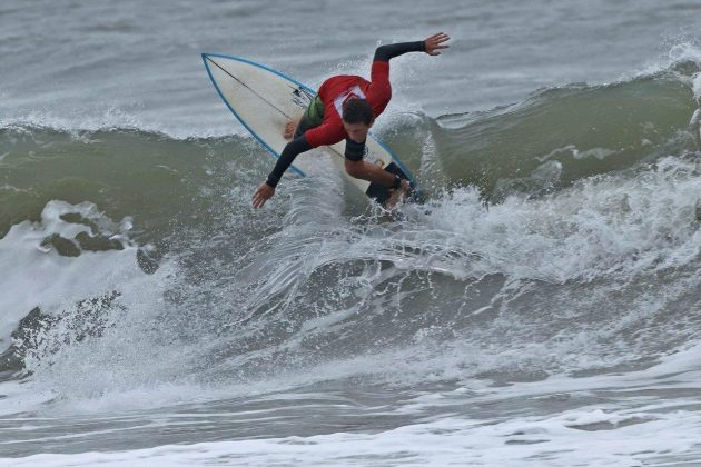 Pedro Pupo, Hang Loose Surf Attack 2019, Praia do Tombo, Guarujá (SP). Foto: Munir El Hage.