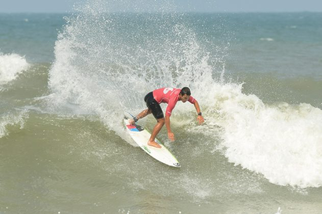 Raul Rios, Oi Pro Junior Series 2019, Joaquina, Florianópolis (SC). Foto: Marcio David / Oi.