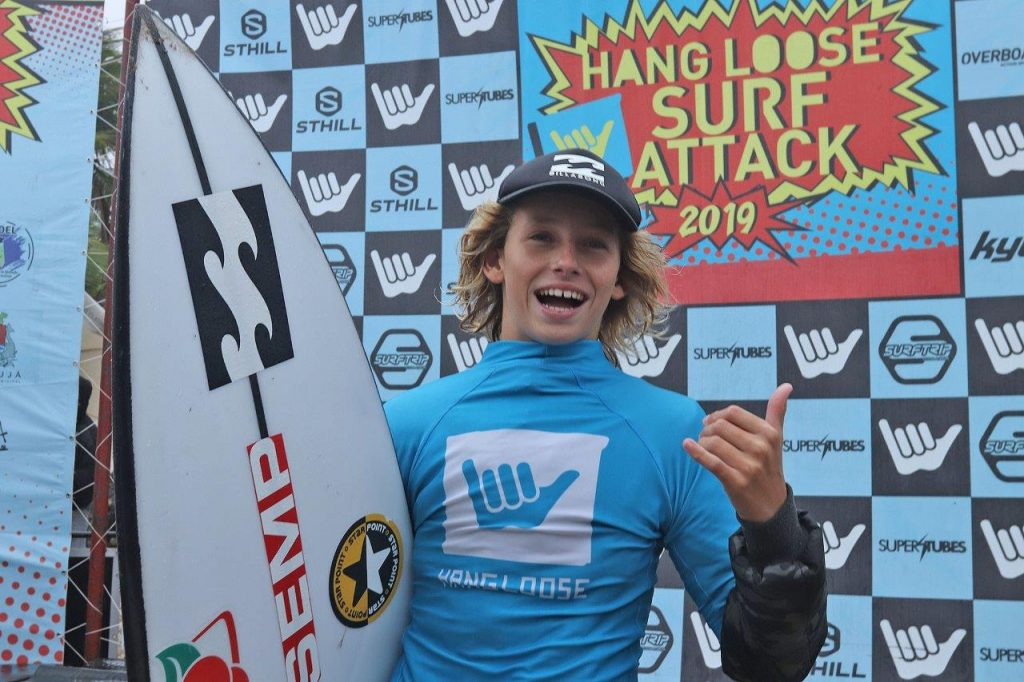 Hang Loose Surf Attack 2019, Praia do Tombo, Guarujá (SP)