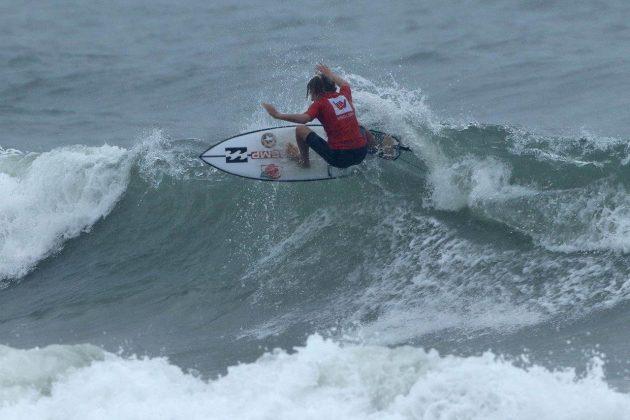Ryan Kainalo, Hang Loose Surf Attack 2019, Praia do Tombo, Guarujá (SP). Foto: Munir El Hage.