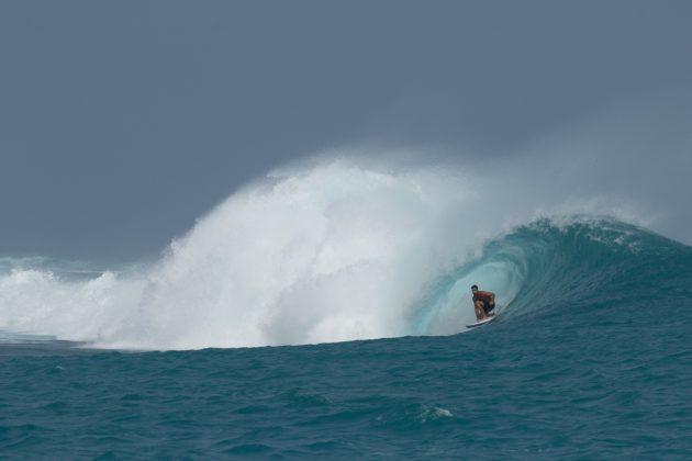Sidney, Kandui, Mentawai, Indonésia. Foto: @clmimages.