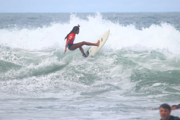 Sol Carrion, Circuito Brasileiro Feminino 2019, Itamambuca, Ubatuba (SP). Foto: Daniel Smorigo.