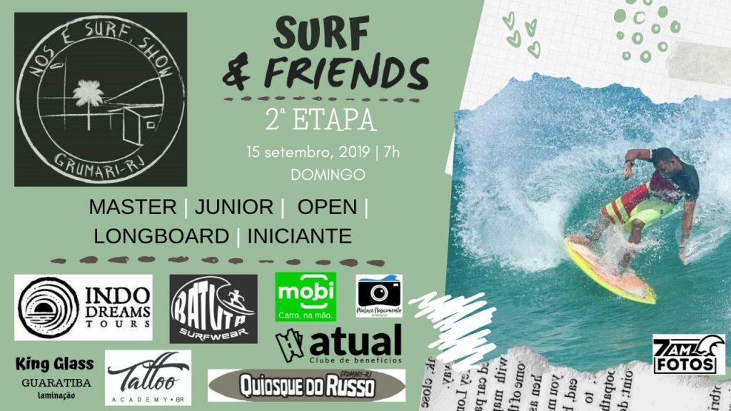 """""""Nós é Surf, Show 2019"""", Grumari (RJ)"""