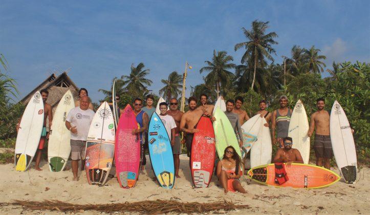 Mentawai, Mentawai, Indonésia. Foto: @clmimages.