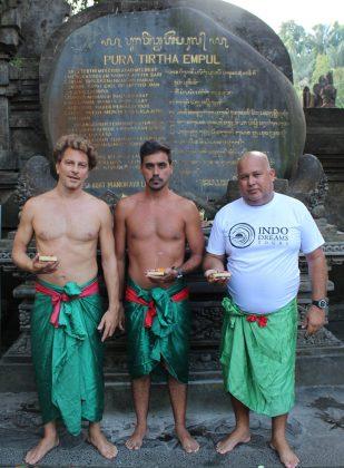 Tirtha Empul, Bali, Indonésia. Foto: @clmimages.