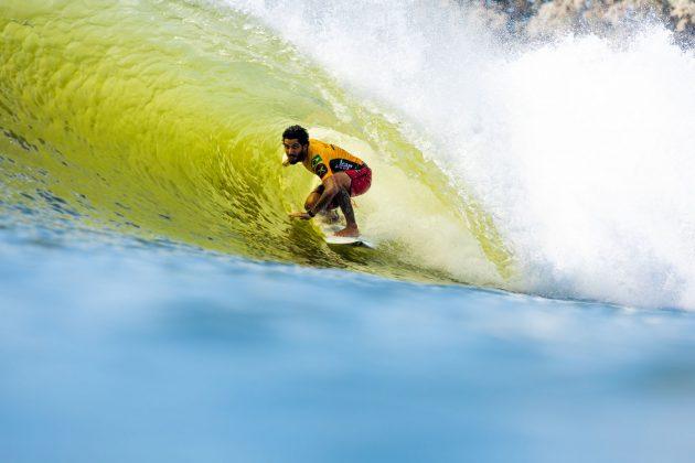 Filipe Toledo, Freshwater Pro 2019, Surf Ranch, Califórnia (EUA). Foto: WSL / Cait Miers.