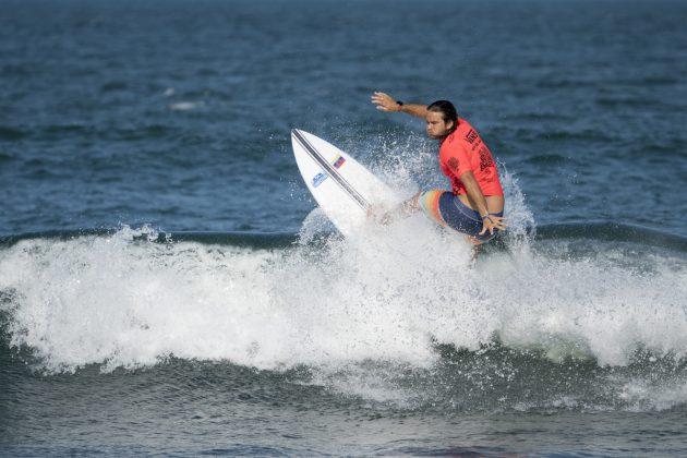 Juan Miguel Caraballo, ISA World Surfing Games 2019, Miyazaki, Japão. Foto: ISA / Ben Reed.