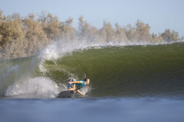Ryan Callinan, Freshwater Pro 2019, Surf Ranch, Califórnia (EUA). Foto: WSL / Morris.