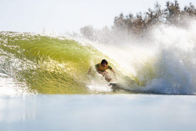 Yago Dora, Freshwater Pro 2019, Surf Ranch, Califórnia (EUA). Foto: WSL / Cestari.