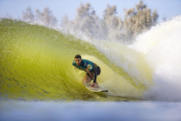 Jack Freestone, Freshwater Pro 2019, Surf Ranch, Califórnia (EUA). Foto: WSL / Morris.
