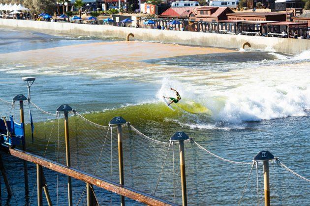 Caio Ibelli, Freshwater Pro 2019, Surf Ranch, Califórnia (EUA). Foto: WSL / Cestari.
