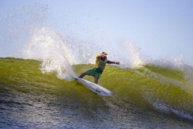Caio Ibelli, Freshwater Pro 2019, Surf Ranch, Califórnia (EUA). Foto: WSL / Morris.