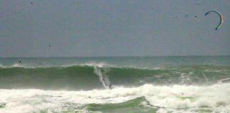 Big kite em Saquarema