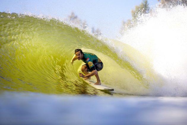 Jordy Smith, Freshwater Pro 2019, Surf Ranch, Califórnia (EUA). Foto: WSL / Morris.