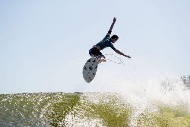 Jordy Smith, Freshwater Pro 2019, Surf Ranch, Califórnia (EUA). Foto: WSL / Cestari.