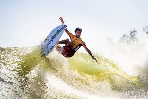 Filipe Toledo, Freshwater Pro 2019, Surf Ranch, Califórnia (EUA). Foto: WSL / Cestari.