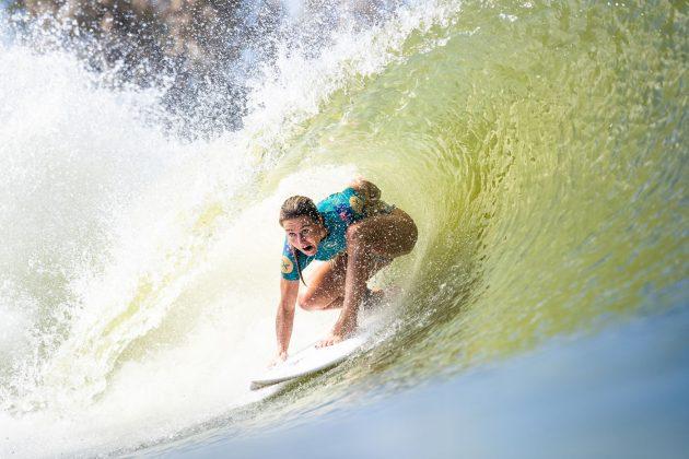 Nikki Van Dijk, Freshwater Pro 2019, Surf Ranch, Califórnia (EUA). Foto: WSL / Cestari.