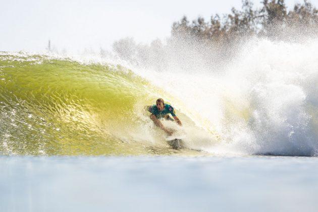 Owen Wright, Freshwater Pro 2019, Surf Ranch, Califórnia (EUA). Foto: WSL / Cestari.