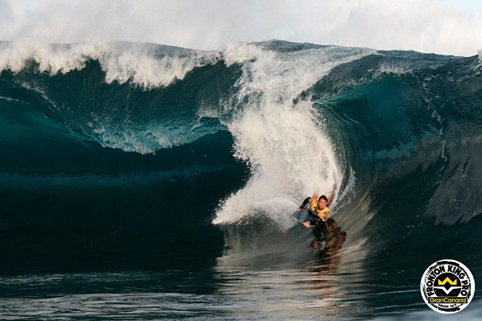Fronton King 2019, El Fronton, Ilhas Canárias