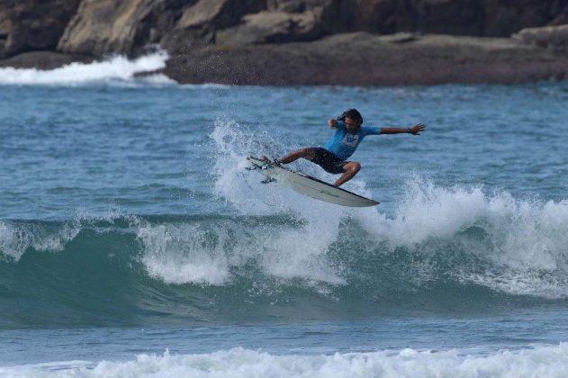 Adam Kida, Hang Loose Surf Attack 2019, Juquehy, São Sebastião (SP). Foto: Munir El Hage.
