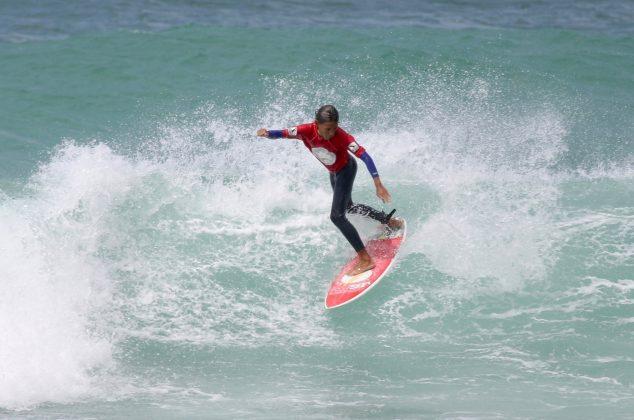 Arthur Ferreira, Tríplice Coroa Saquarema de Surf 2019. Foto: Assessoria ASS.