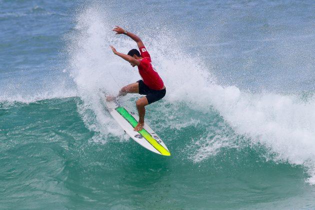 Arthur Maximo, Tríplice Coroa Saquarema de Surf 2019. Foto: Assessoria ASS.