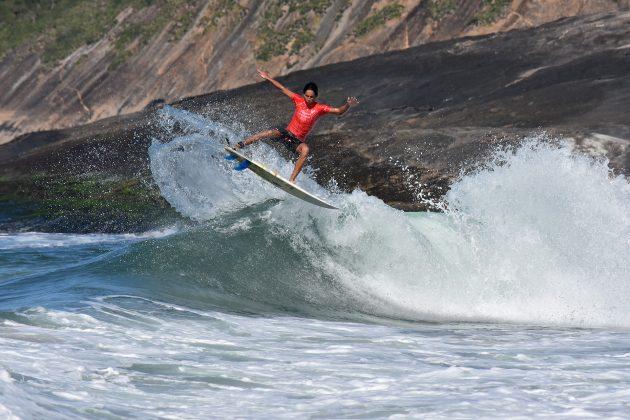 Caio Knappi, Itacoatiara, Niterói (RJ). Foto: Iuri Corsini.