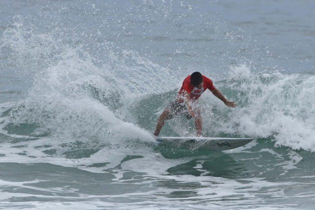 Daniel Adisaka, Hang Loose Surf Attack 2019, Juquehy, São Sebastião (SP). Foto: Munir El Hage.