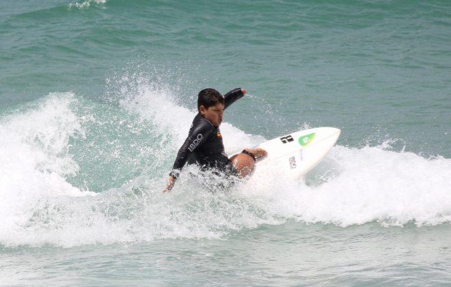 Davizinho Radical, Tríplice Coroa Saquarema de Surf 2019. Foto: Assessoria ASS.