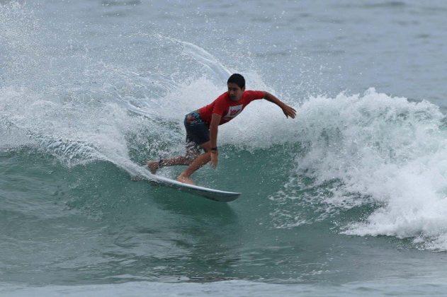 Diego Aguiar, Hang Loose Surf Attack 2019, Juquehy, São Sebastião (SP). Foto: Munir El Hage.