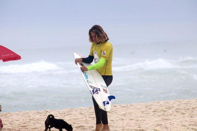Diego Brígido, Tríplice Coroa Saquarema de Surf 2019. Foto: Assessoria ASS.